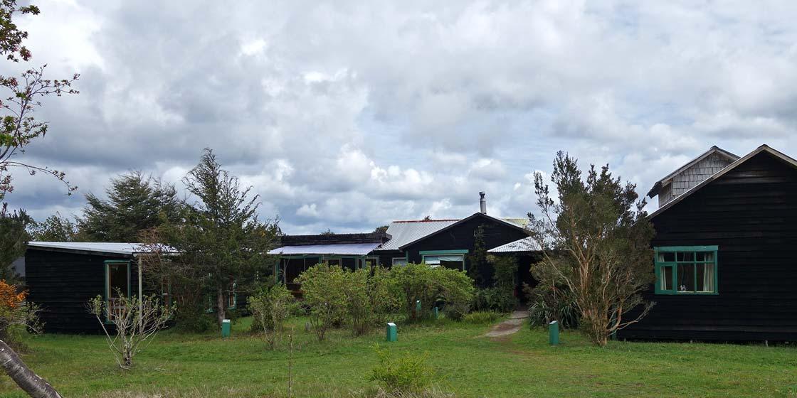Exterior Estación Biológica Senda Darwin