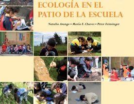 Enseñanza de la ecología en el patio de la escuela