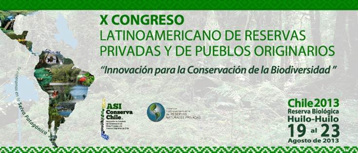 x congreso latinoamericano de reservas privadas