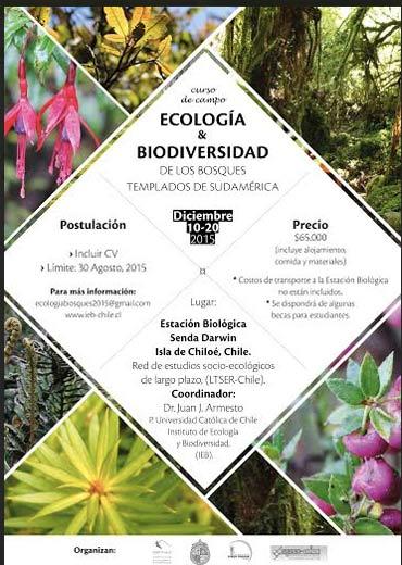 Curso Ecología y Diodiversidad 2015