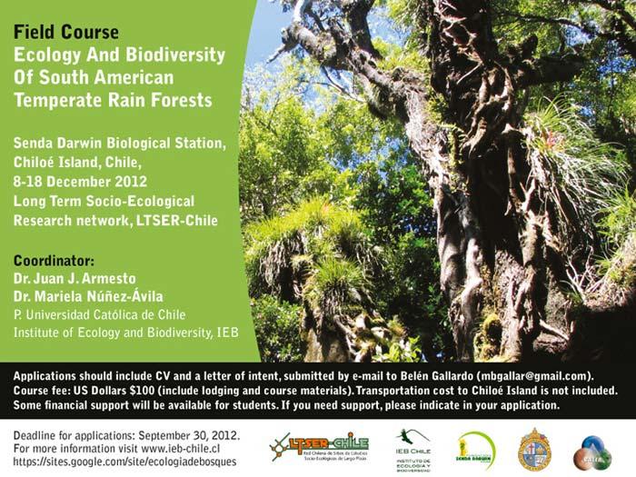 Curso ecología 2012