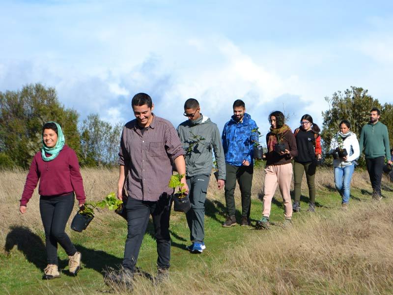 Deja tu legado en Chiloé