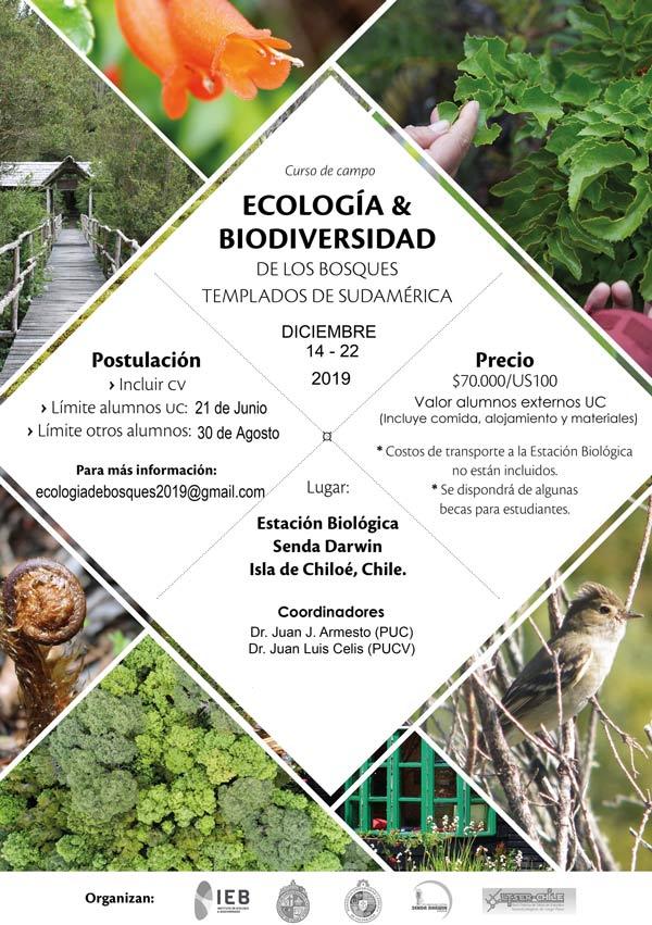 Curso Ecología de los bosques 2019