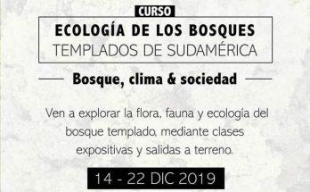 Curso Ecología de los Bosques