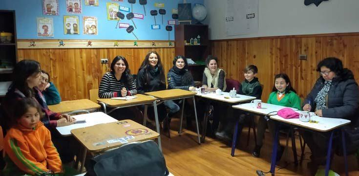FSD participa en colegio