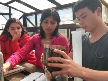 Estudiantes aprenden biodiversidad