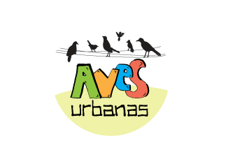 Proyecto aves urbanas logo