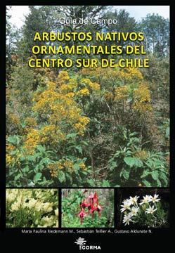 riedemann guia de campo arbustos nativos ornamentales