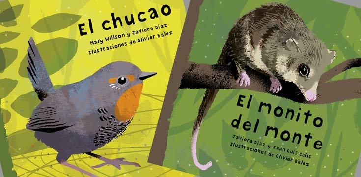 libros de fauna nativa