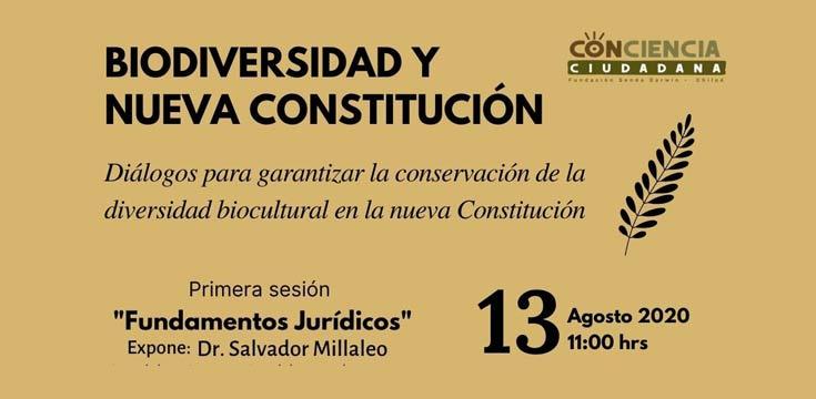 biodiversidad y nueva constitucion juridicos
