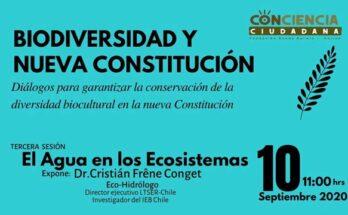 biodiversidad y nueva constitucion cristian frene