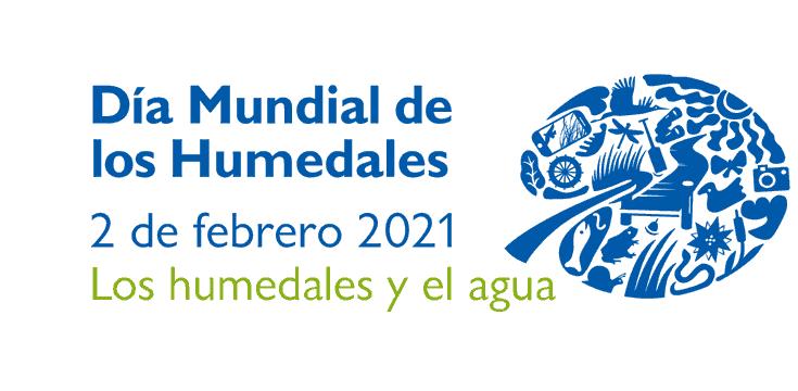 dia mundial de los humedales logo