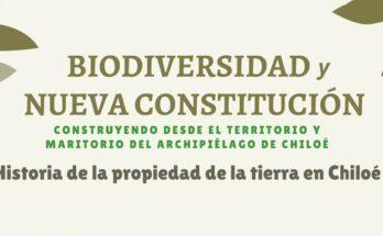 biodiversidad y nueva constitucion
