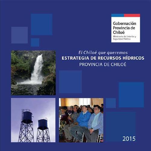 estrategia de recursos hidricos